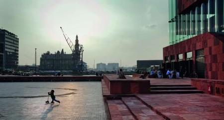 Stadsontwikkeling in 't Stad tijdens Boekenbeurs