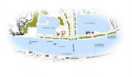 10 bouwondernemingen dingen mee naar bouw centrum geïnterneerden in Antwerpen