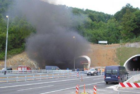 Studiedag fire safety engineering: tunnels en ondergrondse infrastructuur