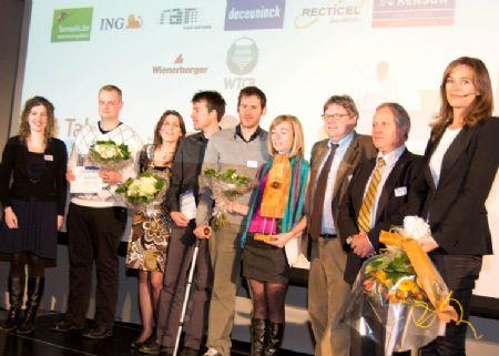 Winnaars Award Duurzaam Bouwen bekend