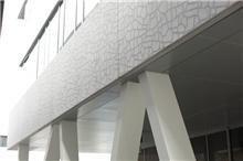 Vlaamse primitieven als inspiratiebron voor grafisch beton in Leuven