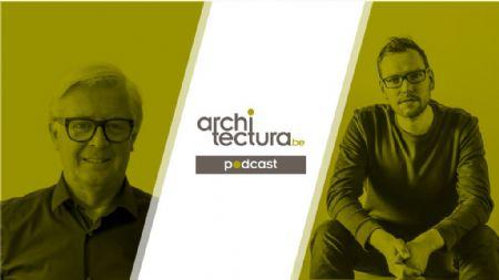 Podcast: Groen & Grijs, met Luc Vanhout (AIM) en Thomas Roelandts (Marge Architecten)