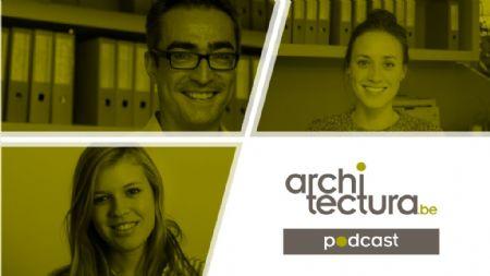 Podcast: In gesprek met Vincent Van Den Broecke en Elleke Heyvaert (Blanco Architecten)