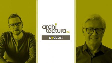 De Loftrompet: Thomas Roelandts (Marge Architecten) en Luc Vanhout (AIM)