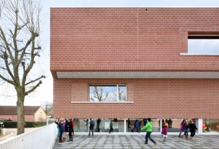 Nieuwe basisschool De Zonnebloem in Lummen_5