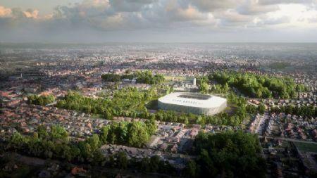 Nieuw voetbalstadion Club Brugge_1