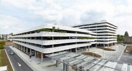 Parkeergebouw van AZ Sint-Lucas & Volkskliniek _4