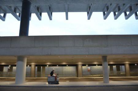 Ondergrondse parking station Mechelen_14