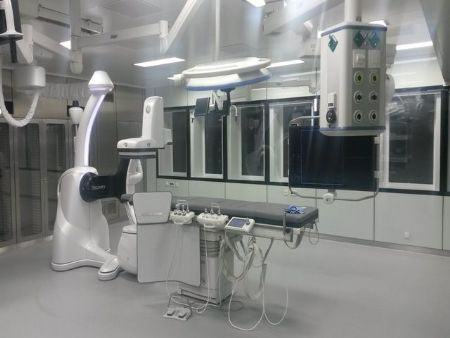 Salle d'opération hybride AZ Sint-Jan Brugge_1