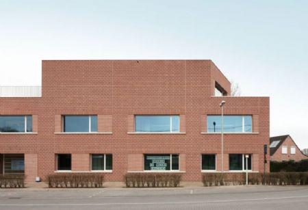 Nieuwe basisschool De Zonnebloem in Lummen_1