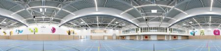 Sportcampus Artevelde Hogeschool_24