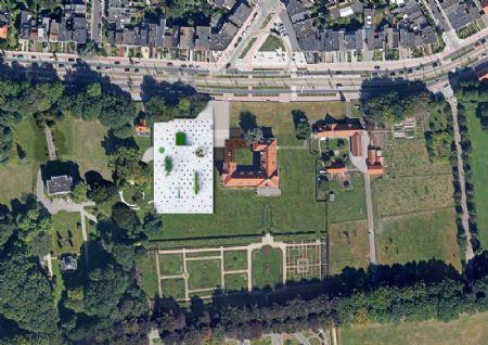 Uitbreiding campus Rivierenhof avAnt Provinciaal Onderwijs_8