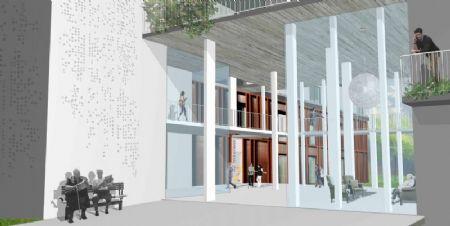 Verbouwing Ziekenhuis de Pelikaan tot 60 assistentiewoningen_6