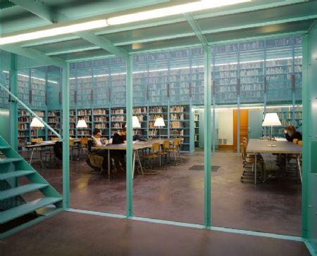 Transformatie bibliotheek Architectuur UGent_5