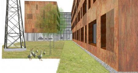 Immeuble de bureaux à Anderlecht_4
