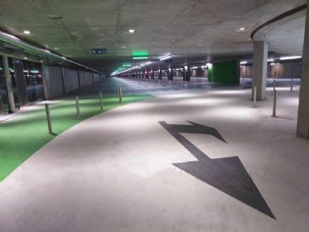 Ondergrondse parking station Mechelen_21