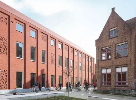 Uitbreiding Stedelijke Academie voor Schone Kunsten Brugge_2