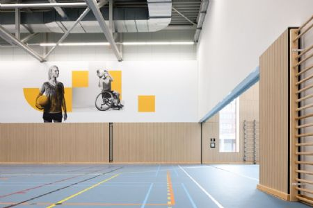 Sportcampus Artevelde Hogeschool_10