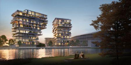 Vastgoedproject Waterfront Waregem_3