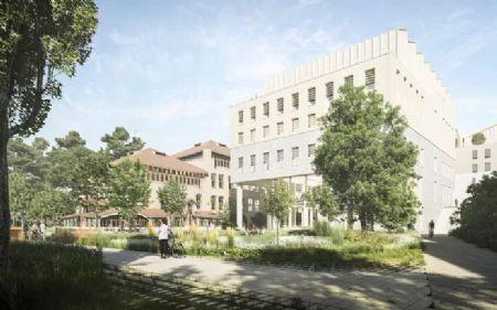 Howest Campus Brugge Station_4