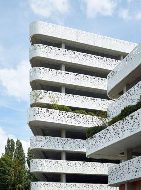 Parkeergebouw van AZ Sint-Lucas & Volkskliniek _14