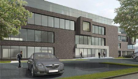 Kantoren Tecro & Krea Mechelen _3
