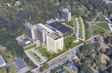 Kantoorgebouw met laboratoria Campus Groenenborger UAntwerpen_3