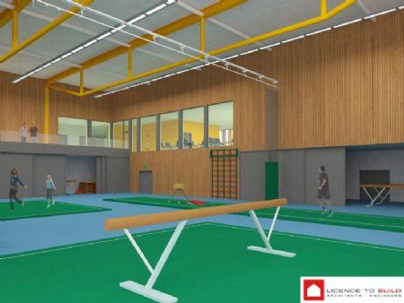 Nieuw sportcomplex British School Brussels_7