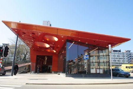 Metrostation Koning Boudewijn_4