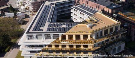 Energieneutraal dienstencentrum met serviceflats volgens de principes van circulair bouwen_1