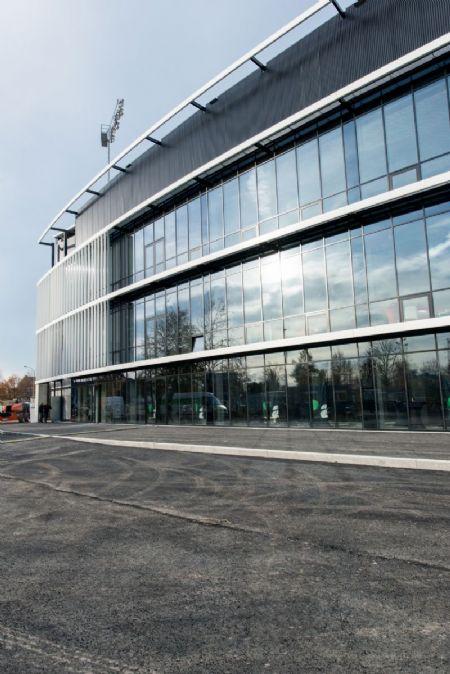 goedefroo+goedefroo architecten levert nieuw stadion SV Zulte Waregem_3