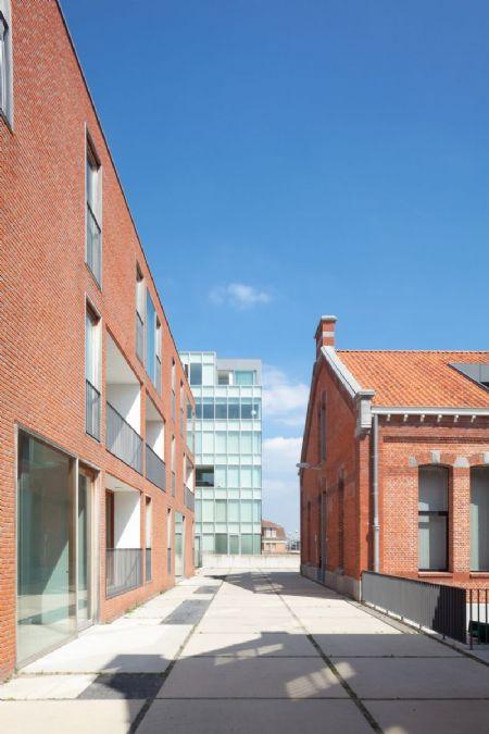 Residentieel project op site van oud militair hospitaal_5