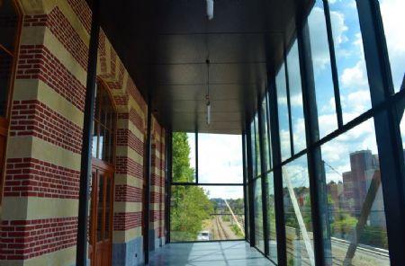 Renovatie en restauratie station Laken_3
