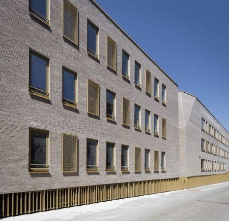 Immeuble de bureaux pour la SWDE_6