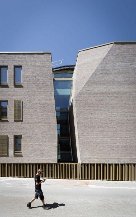 Immeuble de bureaux pour la SWDE_7