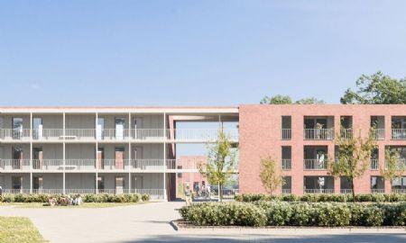 54 nieuwbouw sociale woningen Otterbeek_1