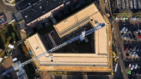 Energieneutraal dienstencentrum met serviceflats volgens de principes van circulair bouwen_2
