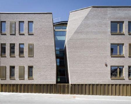 Immeuble de bureaux pour la SWDE_8