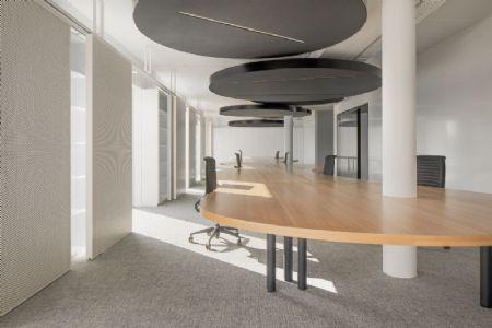 Herinrichting kantoor Van Tornhaut_1