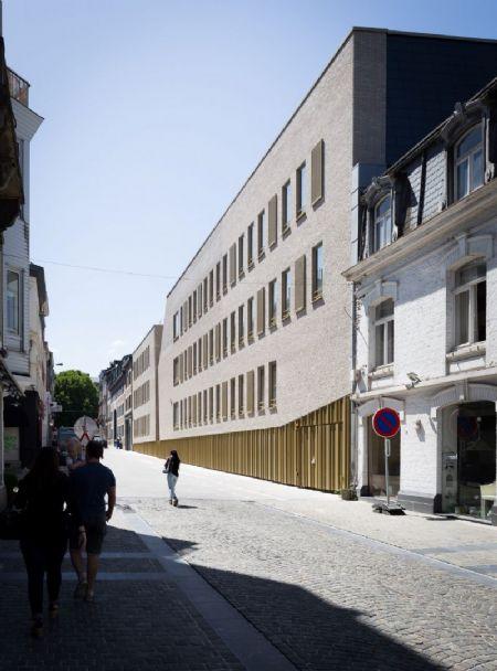 Immeuble de bureaux pour la SWDE_10