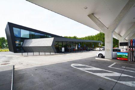 Nieuwe Texaco-servicestations ter hoogte van de E40 in Drongen_4