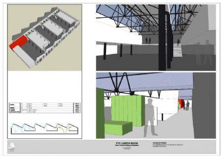 Renovatie Provinciale Technische Scholen campus Boom_10