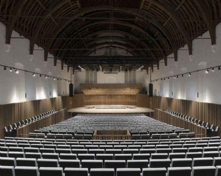 Vernieuwing concertzaal Muziekcentrum De BIjloke_1