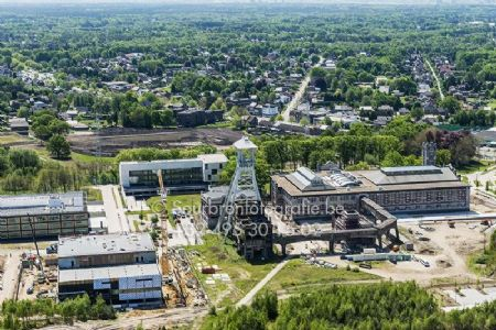 Bedrijvenpark Waterschei / Energyville_3