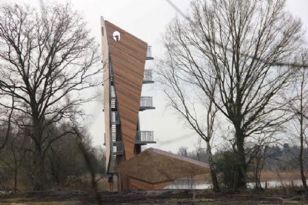 Uitkijktoren op de Wijvenheide in Zonhoven_1