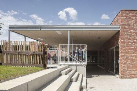 Groene uitbreiding voor basisschool 'Het Groene Dal'_10