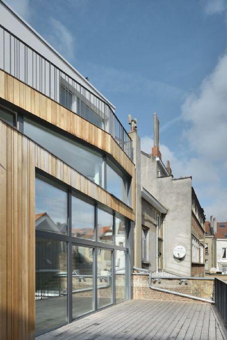 Immeuble de logements passifs à Ixelles, lauréat BATEX_4