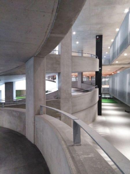 Ondergrondse parking station Mechelen_10