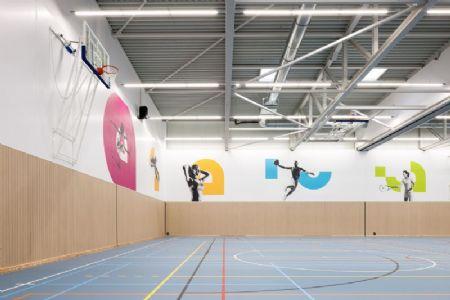Sportcampus Artevelde Hogeschool_8