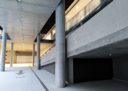 Ondergrondse parking station Mechelen_5